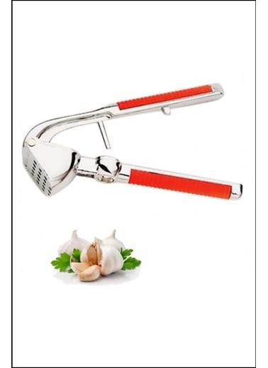 Kitchen Love Metall Sarımsak Ezici-15Cm Renkli